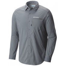Men's Trail Strike Long Sleeve Shirt by Columbia