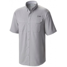 Men's Low Drag Offshore Short Sleeve Shirt by Columbia in Okemos Mi