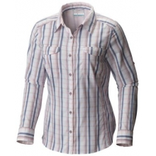 Women's Silver Ridge Lite Plaid Long Sleeve Shirt by Columbia
