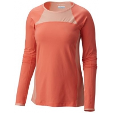 Women's Solar Ridge Long Sleeve Shirt by Columbia