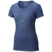 Women's Camp Columbia Short Sleeve Tee
