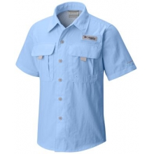 Boy's Bahama Short Sleeve Shirt