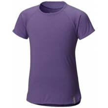 Girl's Athena Short Sleeve Shirt by Columbia in Highland Park Il