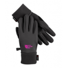 Women's Powerstretch Glove by The North Face in Iowa City Ia