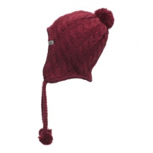 Women's Fuzzy Earflap Beanie by The North Face in Kirkwood Mo