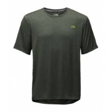 Men's S/S Reaxion Amp Crew by The North Face in Wichita Ks