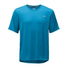 Men's Short Sleeve Rexon Amp Crew by The North Face in Park Ridge Il