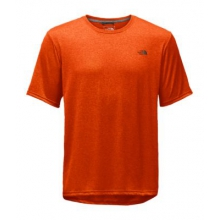 Men's Short Sleeve Rexon Amp Crew by The North Face in Kalamazoo Mi