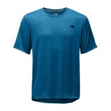 Men's Short Sleeve Rexon Amp Crew by The North Face in Fort Lauderdale Fl