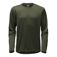 Men's L/S Reaxion Amp Crew by The North Face in Wellesley Ma