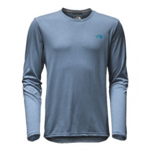 Men's L/S Rxion Amp Crew by The North Face