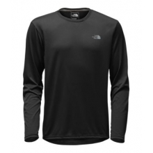 Men's Long Sleeve Reaxion Amp Crew by The North Face in West Babylon NY