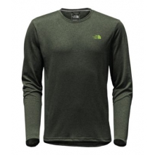 Men's L/S Reaxion Amp Crew by The North Face in Colorado Springs Co