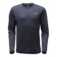 Men's L/S Reaxion Amp Crew by The North Face in Trumbull Ct