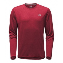 Men's L/S Reaxion Amp Crew by The North Face in Ames Ia