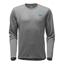 Men's L/S Rxion Amp Crew by The North Face in Madison Al
