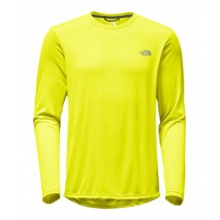 Men's Long Sleeve Reaxion Amp Crew by The North Face in Naperville Il