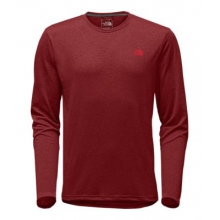 Men's Long Sleeve Reaxion Amp Crew by The North Face in Kalamazoo Mi
