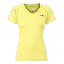 Women's S/S Rxn Amp V-Neck by The North Face in Lafayette La