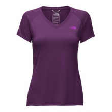 Women's Short Sleeve Rxn Amp V-Neck