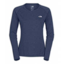 Women's L/S Lfc Reaxion Amp Tee by The North Face in Truckee Ca