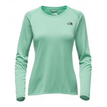 Women's L/S Lfc Reaxion Amp Tee by The North Face in Lafayette La