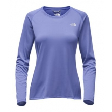 Women's L/S Lfc Reaxion Amp Tee by The North Face in Cody Wy