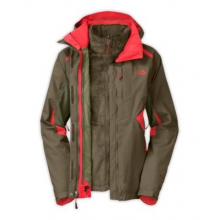 Womens Boundary Triclimate Jacket by The North Face in Wakefield Ri