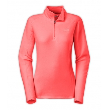 Women's Glacier 1/4 Zip by The North Face in Wellesley Ma