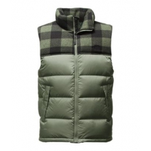 Men's Nuptse Vest by The North Face in Rochester Hills Mi
