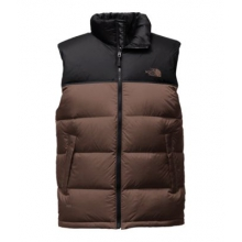 Men's Nuptse Vest by The North Face in Sylva Nc