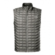 Men's Thermoball Vest by The North Face in Iowa City Ia