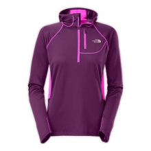Womens Impulse Active 1/2 Zip Hoodie by The North Face in Succasunna Nj
