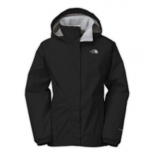 Girl's Resolve Reflective Jacket by The North Face in Baton Rouge La