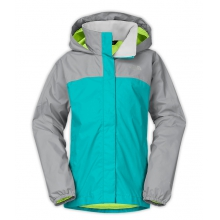 Girl's Resolve Reflective Jacket by The North Face in Ames Ia