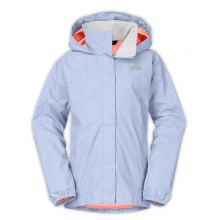 Girl's Resolve Reflective Jacket by The North Face in Hendersonville Tn