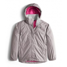 Girl's Resolve Reflective Jacket by The North Face in Arlington Tx