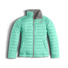 Girl's Reversible Mossbud Swirl Jacket in Huntsville, AL