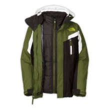 Boys Boundary Triclimate Jacket by The North Face in Okemos Mi
