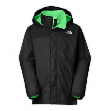 Boy's Reflective Resolve Jacket by The North Face in Loveland Co