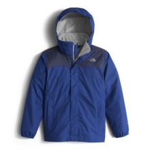 Boy's Reflective Resolve Jacket by The North Face in Logan Ut