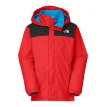 Boy's Reflective Resolve Jacket by The North Face in Metairie La