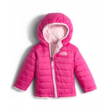 Infant Reversible Mossbud Swirl Hoodie by The North Face in Succasunna Nj