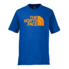 BOYS S/S HALF DOME TEE by The North Face in Okemos Mi