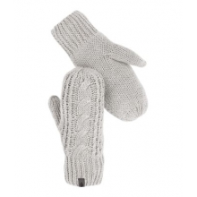 Women's Cable Knit Mitt by The North Face