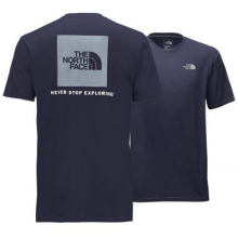 Men's S/S Red Box Tee by The North Face in Dayton Oh
