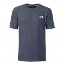 Men's S/S Red Box Tee by The North Face in Lubbock Tx
