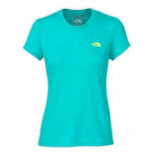 Women's Short Sleeve Rxn Amp Tee by The North Face in Mt Pleasant Sc