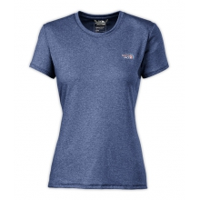 Women's Short Sleeve Rxn Amp Tee by The North Face in Columbia Sc