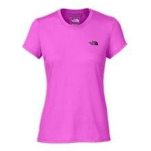 Women's S/S Reaxion Amp Tee by The North Face in Little Rock Ar